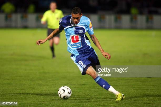 Guillaume HOARAU Le Havre / Troyes 8 eme journee de Ligue 2