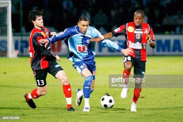 Guillaume HOARAU Le Havre / Boulogne 29e journee de L2