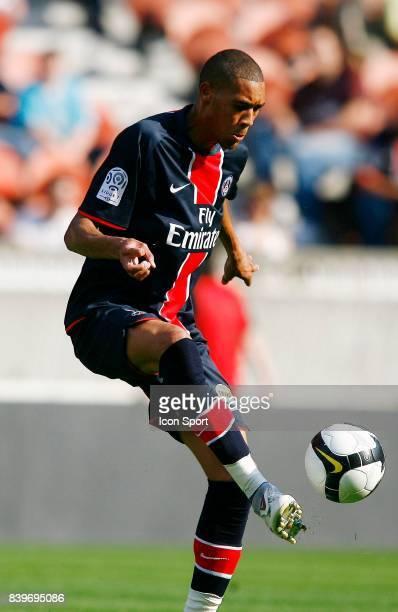 Guillaume HOARAU PSG / La Gantoise Match Amical