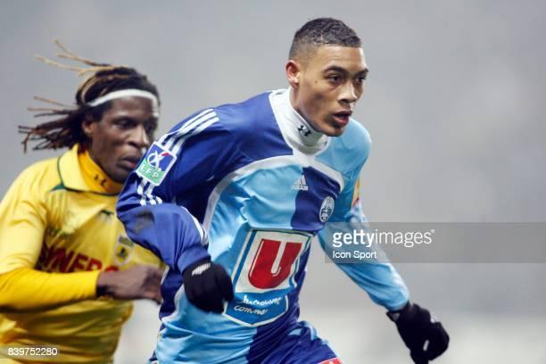 Guillaume HOARAU Nantes / Le Havre 22eme journee de L2