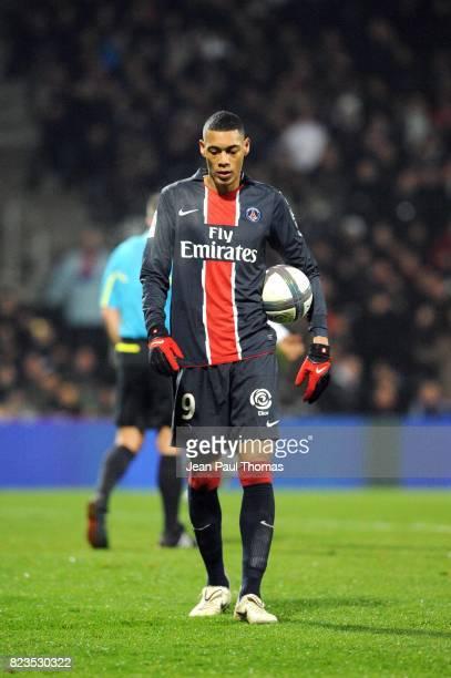 Guillaume HOARAU Lyon / PSG 15eme journee de Ligue 1