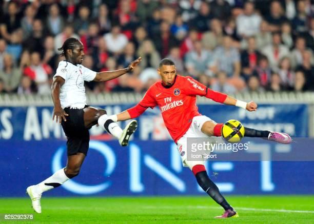 Guillaume HOARAU PSG / Valenciennes 33e journee de Ligue 1