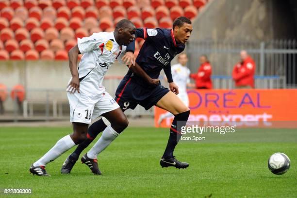 Guillaume HOARAU / Bakary SOUMARE PSG / Boulogne 30eme journee de Ligue 1 Parc des Princes Paris