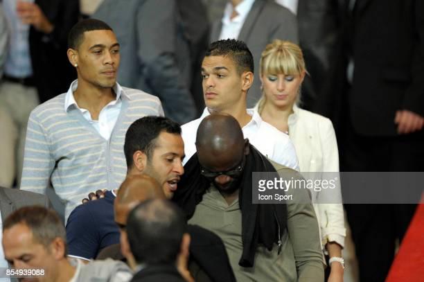 Guillaume HOARAU / Hatem BEN ARFA Paris Saint Germain / Lyon 9e journee Ligue 1