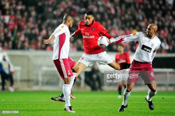 Guillaume HOARAU / LUISAO Paris Saint Germain / Benfica 1/8 Finale retour Europa League