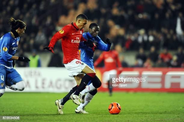 Guillaume HOARAU / Mouhamadou DABO Paris Saint Germain / FC Seville Europa League