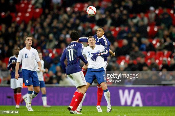 Guillaume HOARAU / Phil JAGIELKA France / Angleterre Match amical Londres