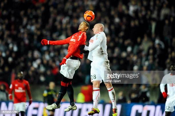 Guillaume HOARAU / Sebastien PUYGRENIER Paris Saint Germain / Monaco 18e journee Ligue 1