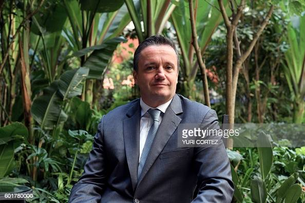 guillaume leroy  vice president of the france
