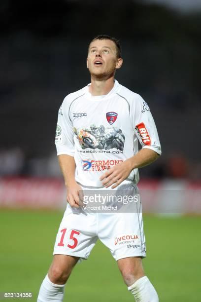 Guillaume MOULLEC Laval / Clermont 1ere journee Ligue 2