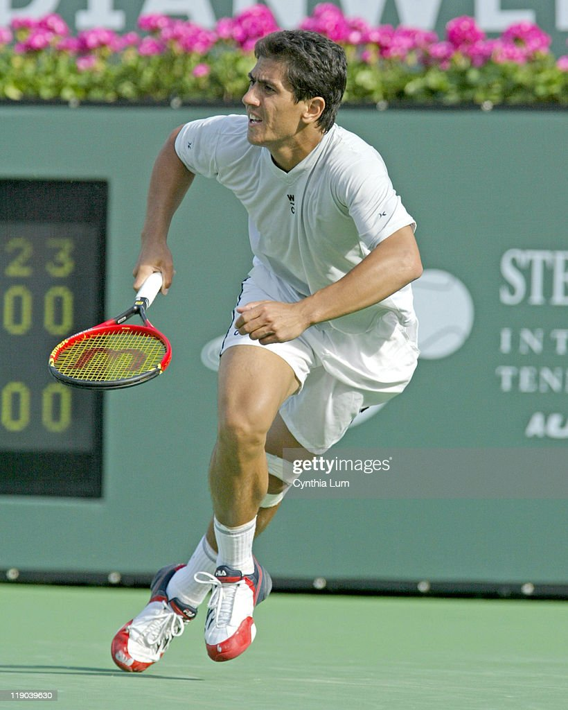 2005 Pacific Life Open - Men's Singles - Guillermo Canas vs Tim Henman