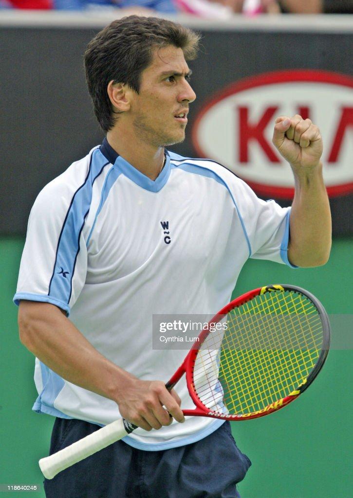 2005 Australian Open - Men's Singles - Third Round - Guillermo Canas vs Radek