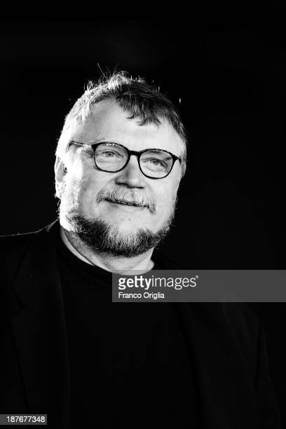 Guillermo Del Toro attends 'Romeo And Juliet' Premiere during The 8th Rome Film Festival on November 11 2013 in Rome Italy