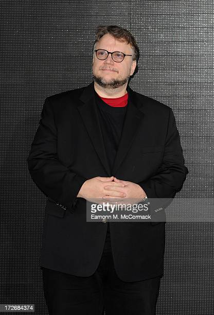 Guillermo del Toro attends the European Premiere of 'Pacific Rim' at BFI IMAX on July 4 2013 in London England