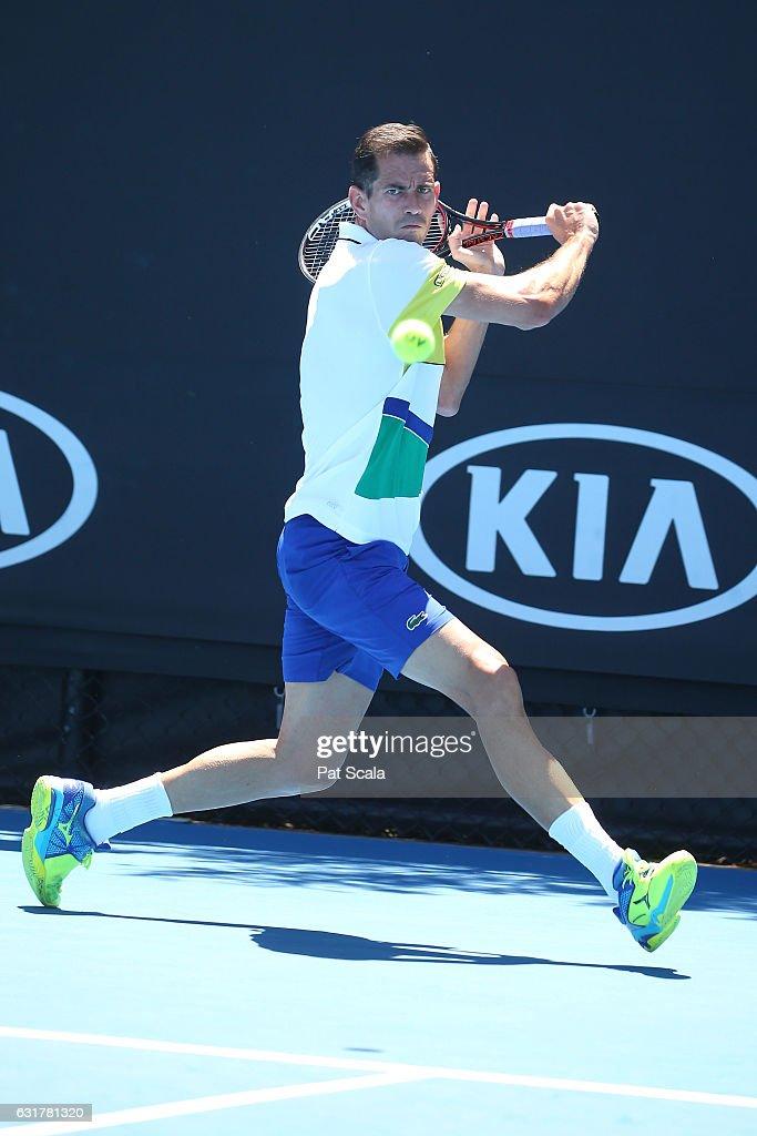 2017 Australian Open - Day 1