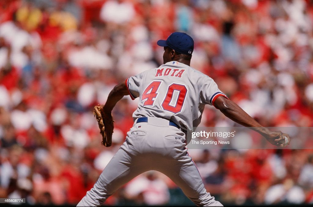 <a gi-track='captionPersonalityLinkClicked' href=/galleries/search?phrase=Guillermo+Mota&family=editorial&specificpeople=208080 ng-click='$event.stopPropagation()'>Guillermo Mota</a> of the Montreal Expos pitches during a game against the St. Louis Cardinals on April 26, 2001.
