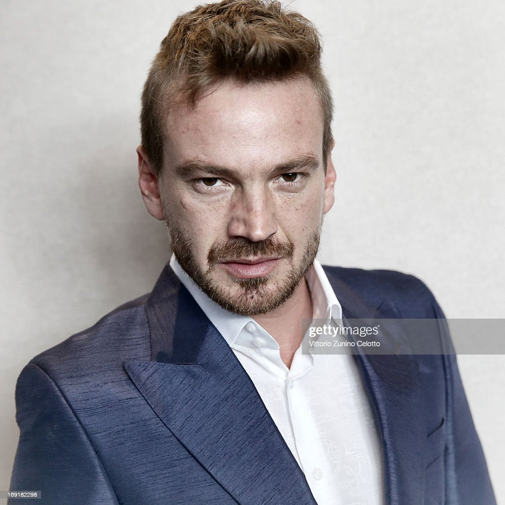 .Guillermo Pfening poses at 'Wakolda' Portrait Session during The 66th Annual Cannes Film Festival at Palais des Festivals on May 21, 2013 in Cannes, France.