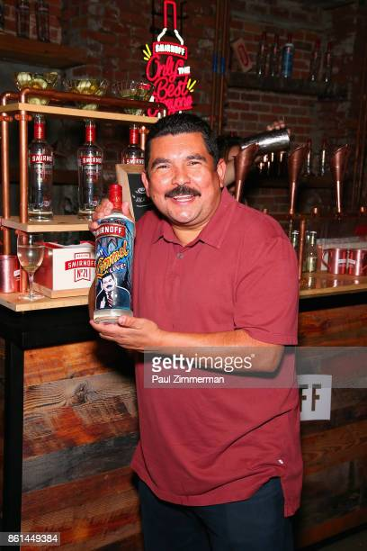 Guillermo Rodriguez attends the Jimmy Kimmel Live Welcome to Brooklyn kickoff hosted by SMIRNOFF vodka at Pioneer Works on October 14 2017 in New...