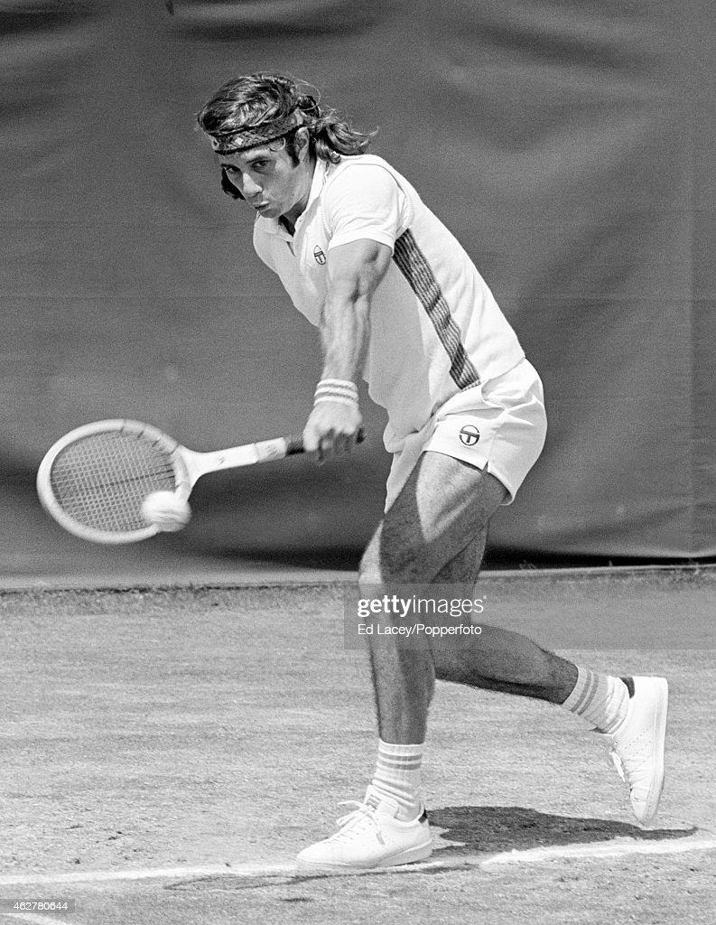 Guillermo Vilas Wimbledon