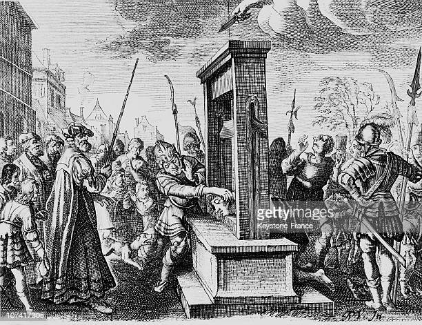 Guillotine In 16Th Century In France