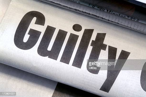 Guilty Headline