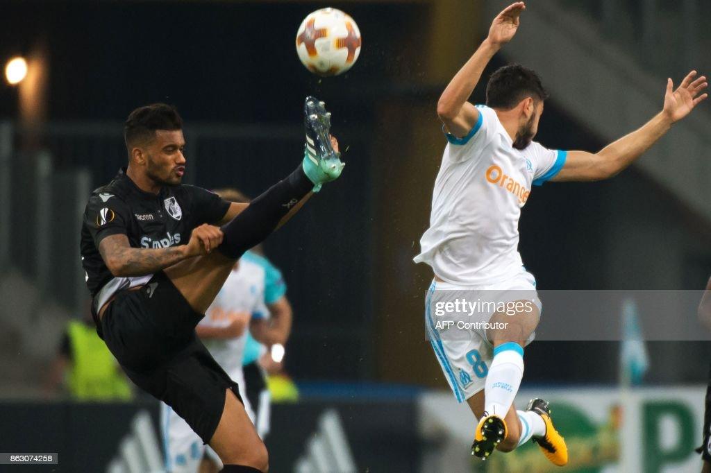 Olympique Marseille v Vitoria Guimaraes - UEFA Europa League