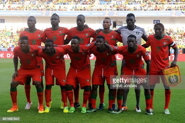 GuineaBissau's squad defender Agostinho Soares forward Abel Camara midfielder Nani Soares midfielder Toni Silva goalkeeper Jonas Mendes midfielder...