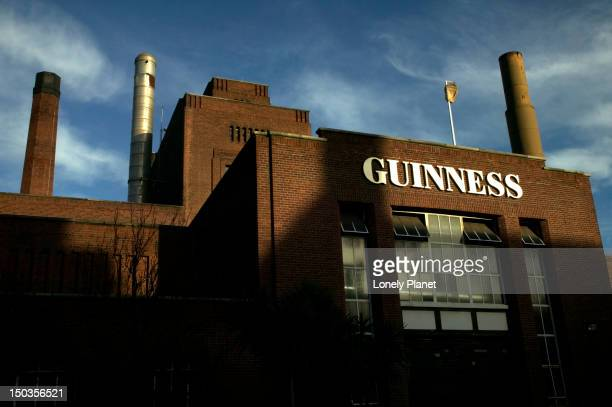 Guinness Brewery.