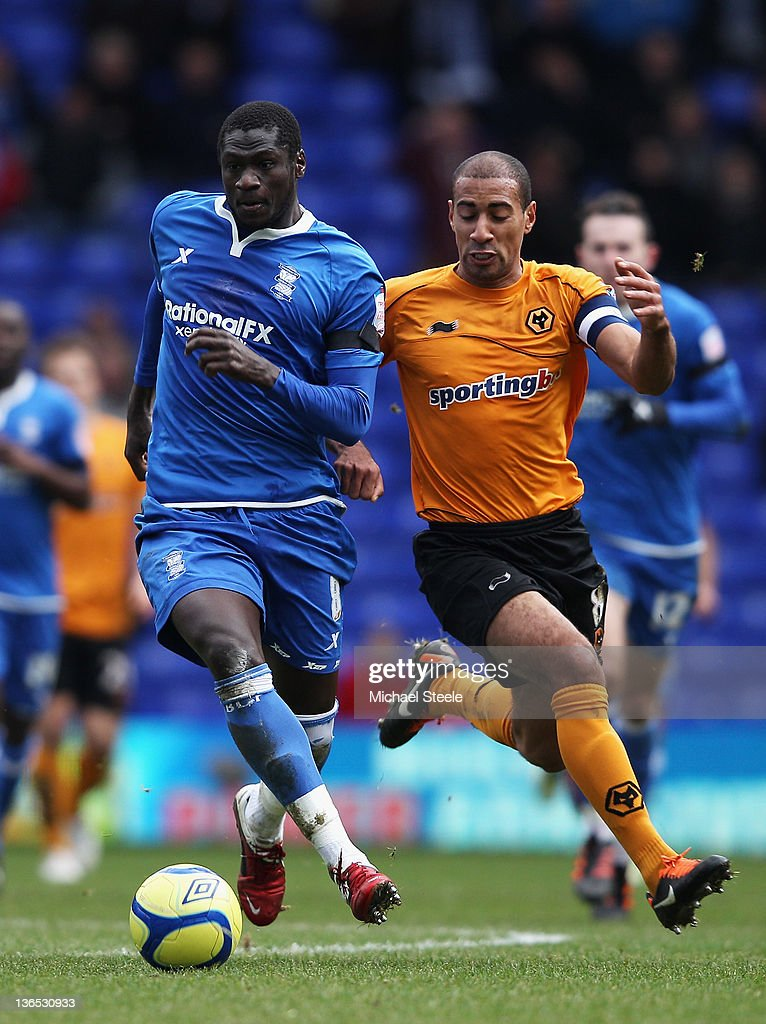 Birmingham City v Wolverhampton Wanderers - FA Cup Third Round