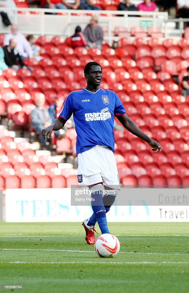 Middlesbrough v Ipswich Town - npower Championship