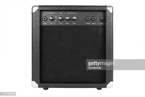 Guitar Amplifier Isolated with Clipping Path