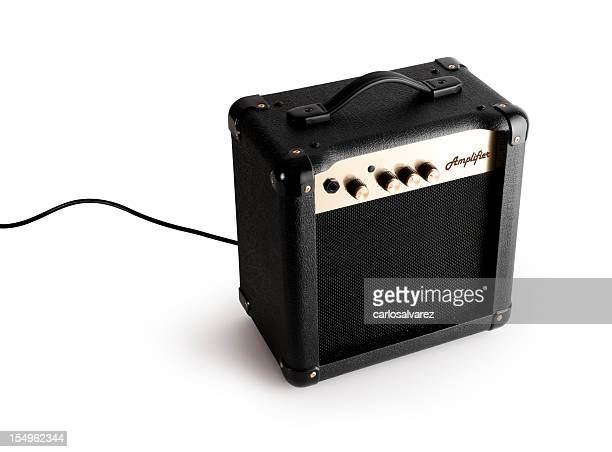 Guitar Amplifier with clipping path.