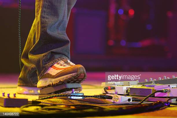 Guitar Foot Pedal