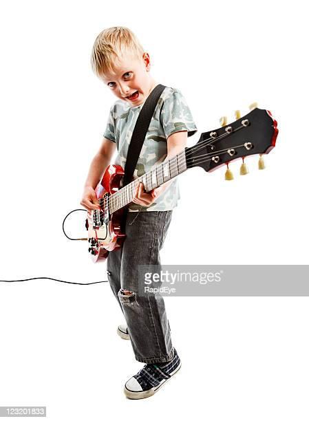 Guitar hero enfants
