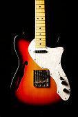 Guitar Instruments Product Shot