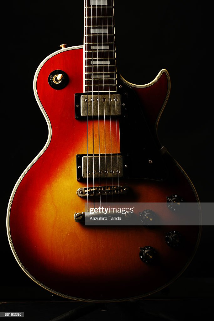 Guitar Instruments Product Shot : Stock Photo