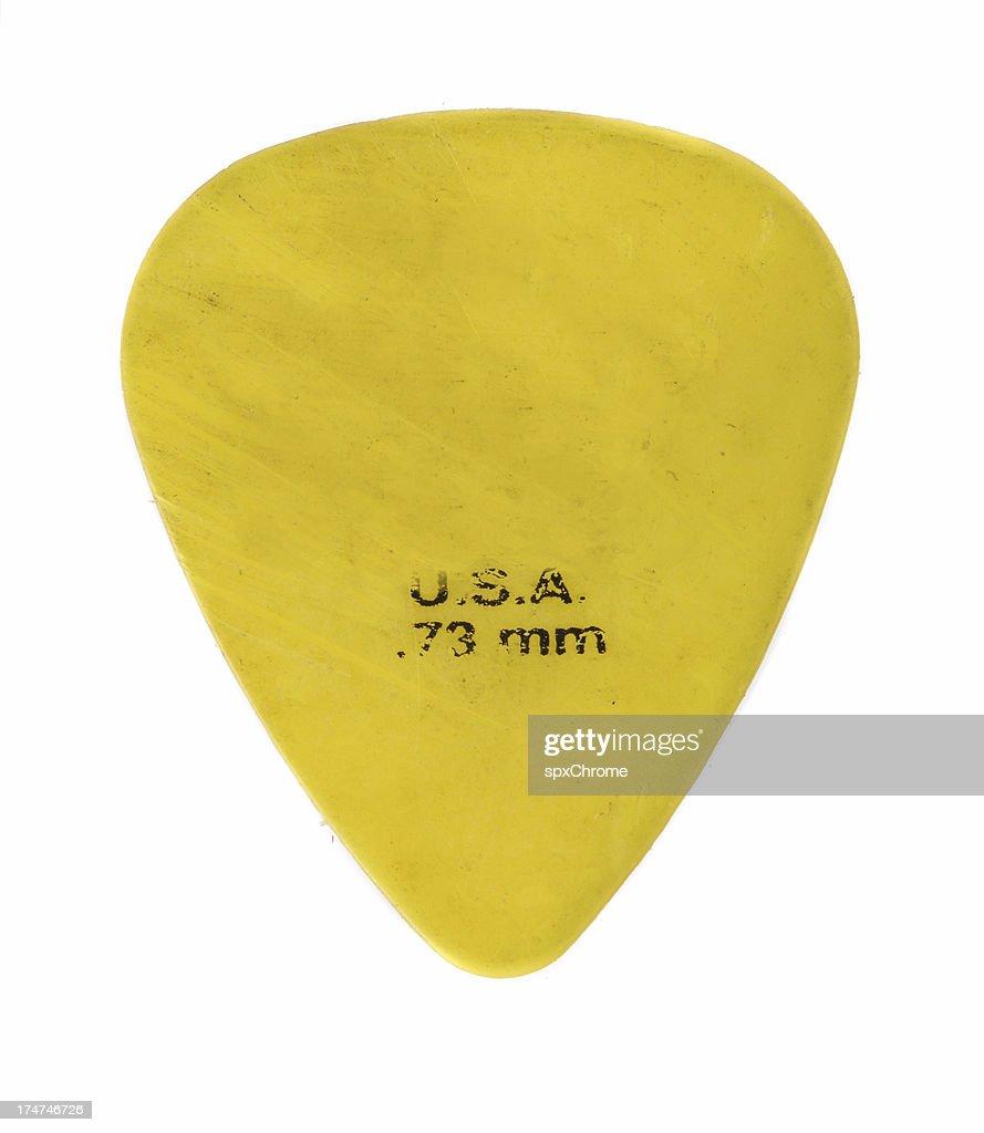 Guitar Pick .73mm