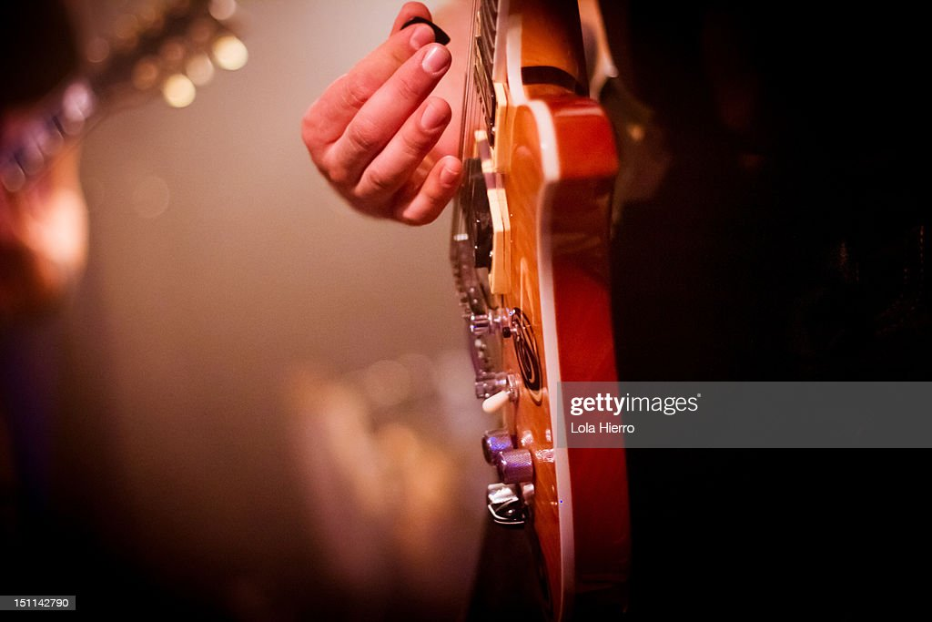 Guitar : Stock Photo