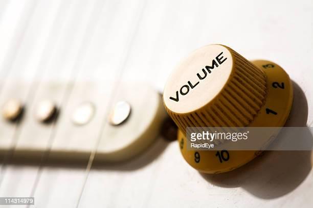 Gitarrenmusik volume