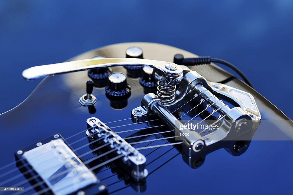 Guitar with Tremolo