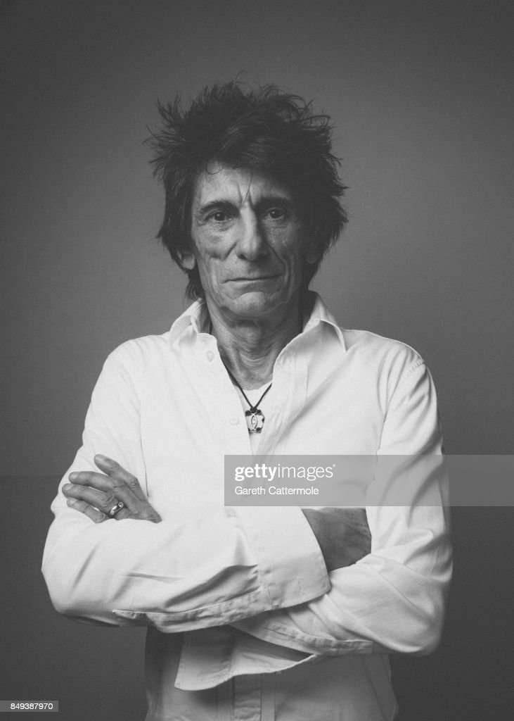 Ronnie Wood, Self assignment, August 15, 2017