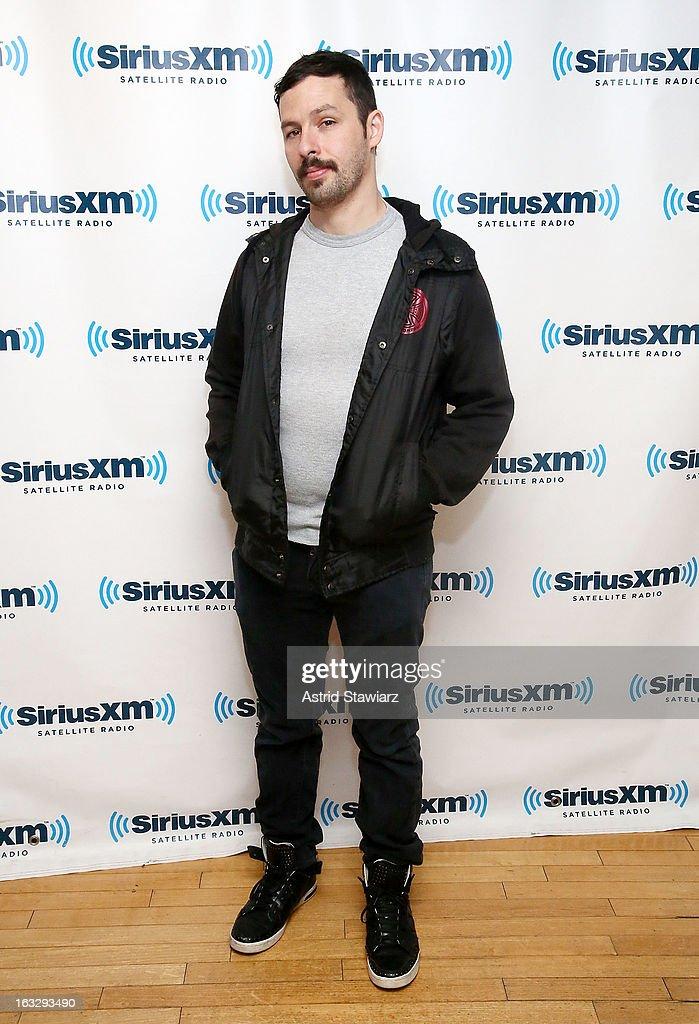 Celebrities Visit SiriusXM Studios - March 7, 2013