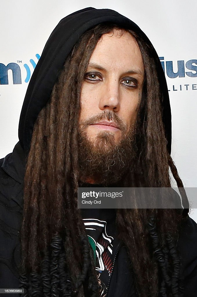 Guitarist Brian 'Head' Welch of bands Korn/ Love and Death visits the SiriusXM Studios on February 25, 2013 in New York City.