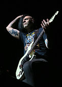 Stone Sour Perform In Auckland