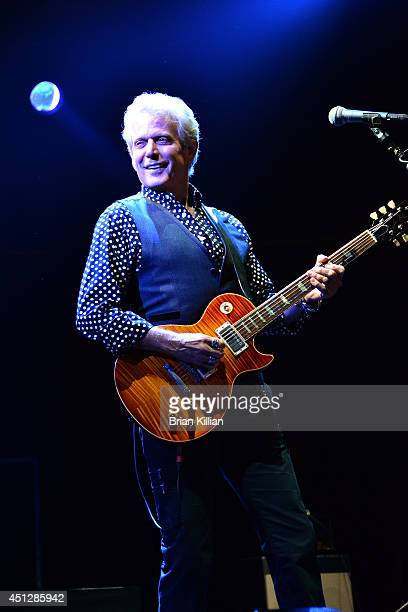 Guitarist Don Felder performs at Prudential Center on June 26 2014 in Newark New Jersey