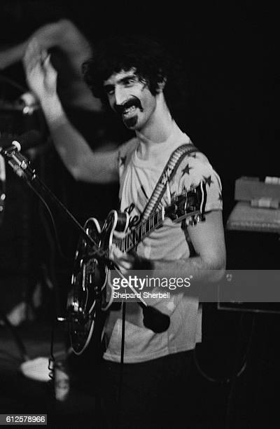 a biography of frank zappa the guitarist Frank zappa was an aspiring classical composer but gained fame as a rock 'n'  roll guitar god  new biography looks at distinctive musician.