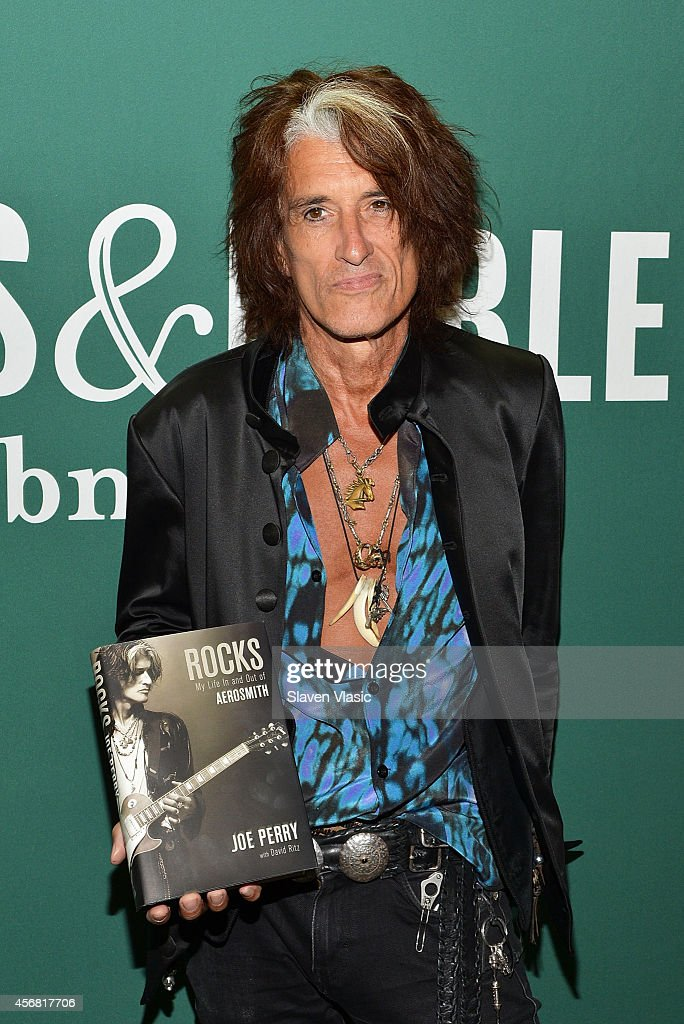 Joe Perry in Conversation With Eddie Trunk