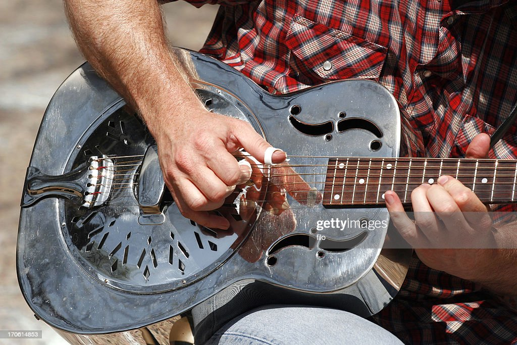 Guitarist : Stock Photo