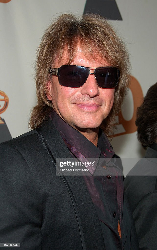 Guitarist Richie Sambora of Bon Jovi attends the Recording Academy New York Chapter's Tribute to Bon Jovi Alicia Keys Donnie McClurkin and the...