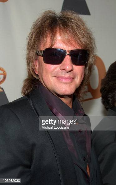 Guitarist Richie Sambora of Bon Jovi attends the Recording Academy New York Chapter's Tribute to Bon Jovi Alicia Keys Donnie McClurkin and the...